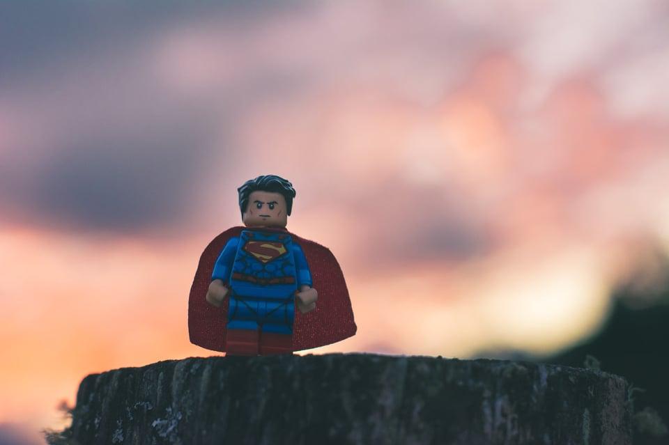 スーパーマンじゃない