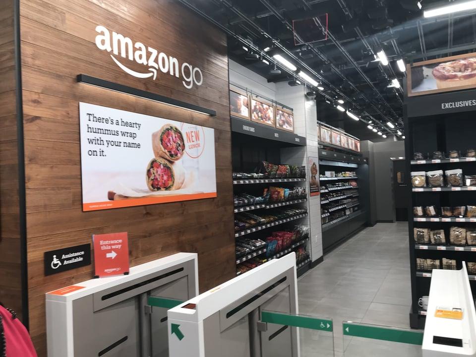 ニューヨーク先端デジタル店舗