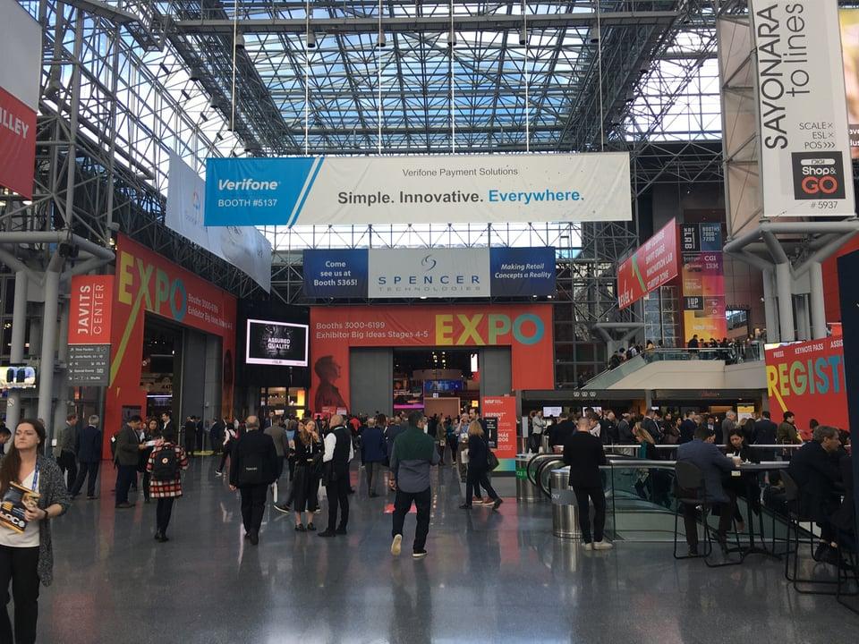 NRF2020:Retail's Big Show