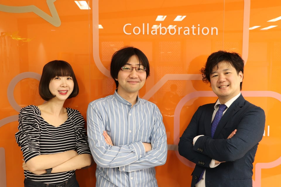 デジタル×UXデザインチーム